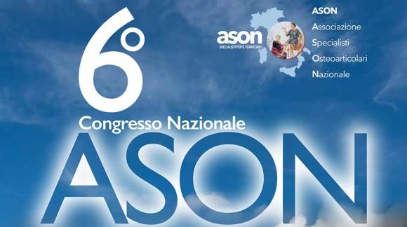 6° Congresso Nazionale ASON
