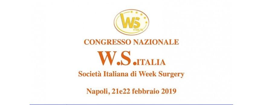 Congresso Nazionale Week Surgery Italia