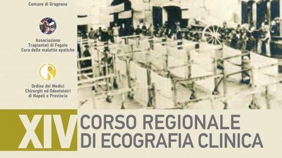 XIV Corso Regionale di Ecografia Clinica