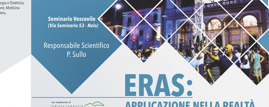ERAS: Applicazione nella realtà ospedaliera territoriale