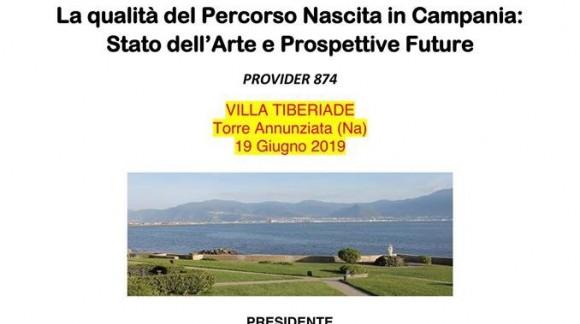 La qualità del Percorso Nascita in Campania