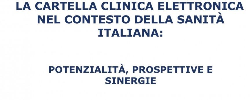 La cartella clinica elettronica nel contesto della sanità italia