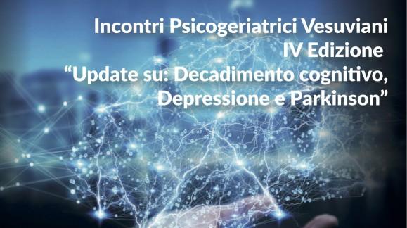 Incontri Psicogeriatrici Vesuviani IV edizione