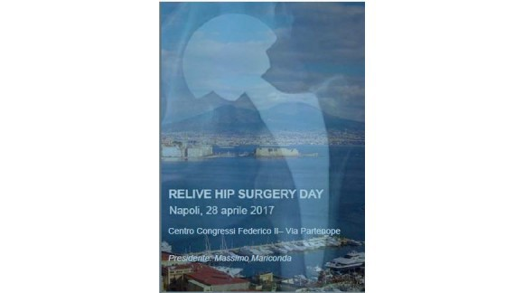 Relive Hip Surgery Day