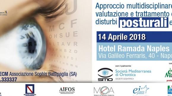 Approccio multidisciplinare nella valutazione e trattamento dei disturbi posturali e visivi.