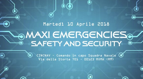 Maxi Emergencies - Safety ad Security