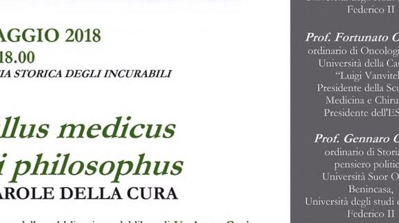 Nullus medicus nisi philosophus