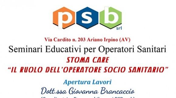 Seminari educativi per Operatori Sanitari