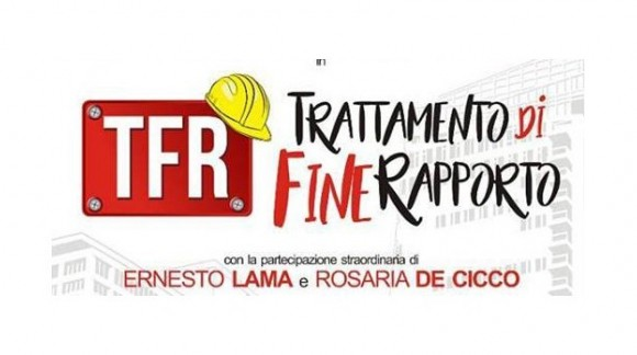 TFR Trattamento di Fine Rapporto