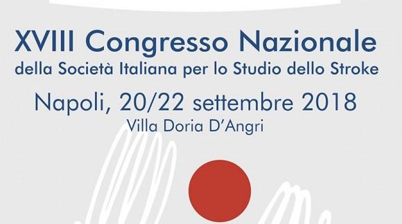XVIII Congresso Nazionale della Società Italiana per lo Studio dello Stroke
