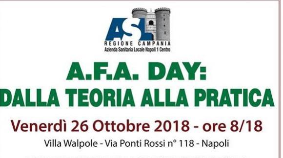 AFA Day: dalla teoria alla pratica