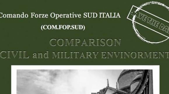 Comparison Civil and Military Envinorment