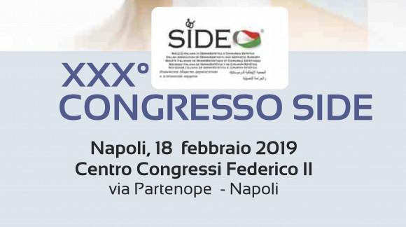XXX Congresso SIDE