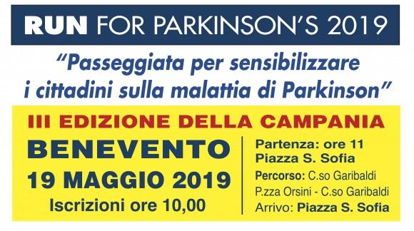 Run for Parkinson's 2019