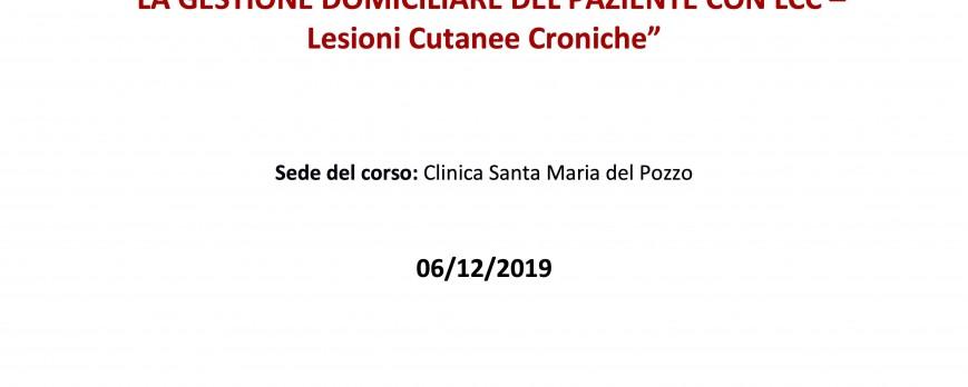 La gestione del paziente con LCC