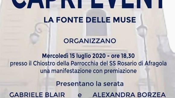 "Premio ""Liburia"" 2020 Capri Event"