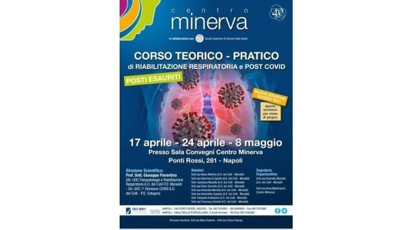 Corso teorico-pratico di Riabilitazione respiratoria e post Covid.