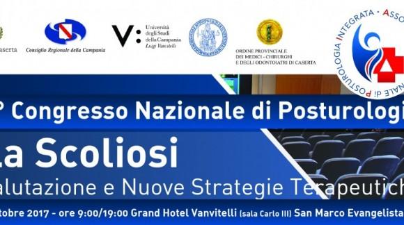 8° Congresso Nazionale di Posturologia - La Scoliosi