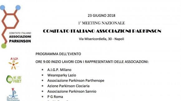 Comitato Italiano Associazione Parkinson